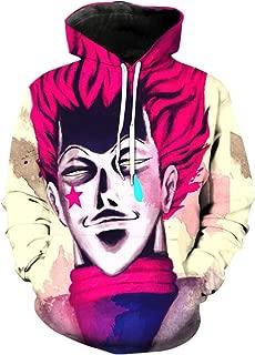 Naruto Hunter x Hunter Hoodie -3D Pullover Clothing