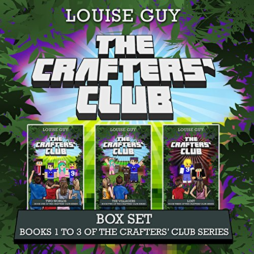 The Crafters' Club Series Box Set #1 audiobook cover art