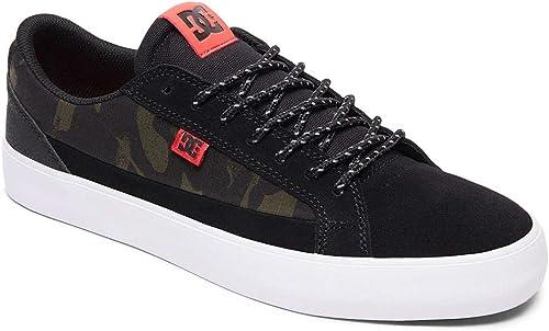 Basket, Couleur Noir, Marque DC, modèle Basket DC ADYS300509 Noir