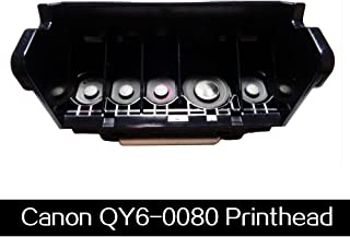 Karl Aiken 1x Refurbished Compatible Canon PrintHead QY6-0080 for IP4820 iP4920 MX882 MG5230 MG5240 MG5270 iX6520 Printer
