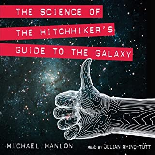 The Science of The Hitchhiker's Guide to the Galaxy cover art