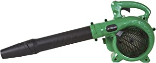 Hitachi RB24EAP Gas Powered Leaf Blower, Handheld, Lightweight, 23.9cc 2 Cycle Engine,..