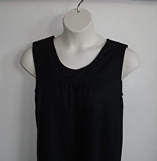 Shoulder Shirt Post Surgery Shirt - Shoulder ~ Breast Cancer ~ Mastectomy/Hospice/Stroke/Adaptive Clothing/Breastfeeding - Style Sara ~ Black Cotton Blend Knit