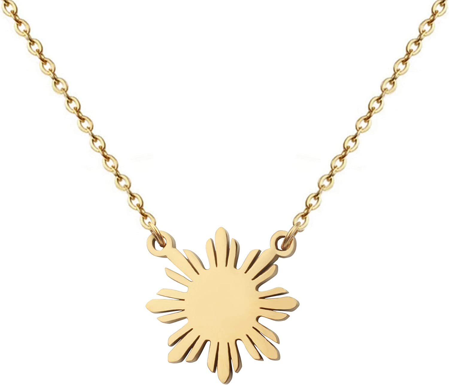 Philippine favorite Sun Necklace Filipino Charm Jewelry Pride Pinoy Easy-to-use