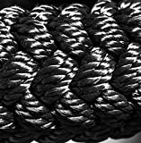 Blackthorn Battle Rope 35d/15m – Schwungseil, Trainingsseil, Fitness Tau, Sportseil - 2