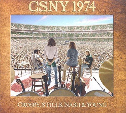 CSNY 1974 by CROSBY STILLS NASH & YOUNG (2014-07-08)
