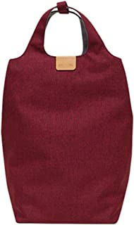 Harvest Label Connect 2-Way Contour Backpack / Tote Bag (Burgundy)