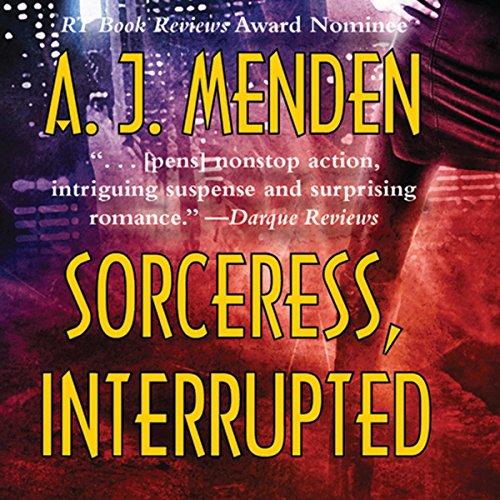 Sorceress, Interrupted cover art