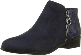 3b522384 Amazon.es: botines azul mujer: Zapatos y complementos
