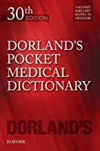 Dorland's Pocket Medical Dictionary (Dorland's Medical Dictionary)