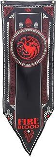 Game of Thrones House Targaryen Tournament Banner 19.25 x 60 in