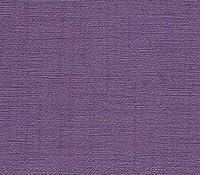 【特価】合皮レザー生地 絹織物調 光沢 難燃 パープル 122×44cm