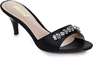 ABER & Q Coco Women's Heel Sandal