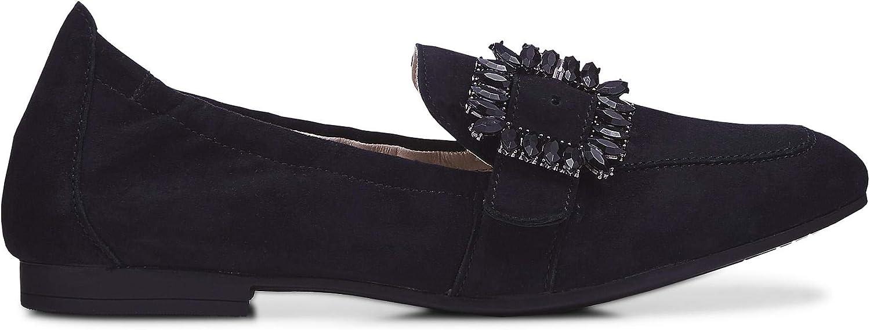 Gabor Gabor Gabor Damen Fashion-Slipper blau Rauleder 41  f5a1ff