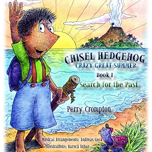 Chisel Hedgehog, Book 1 audiobook cover art