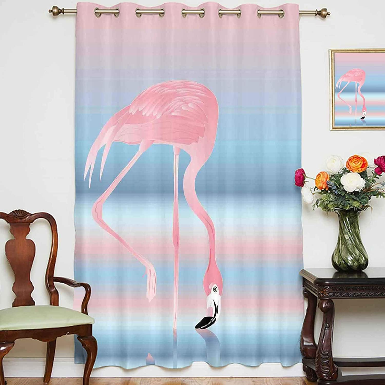 Blackout Curtains Panels Illustration of in famous Jacksonville Mall L Flamingo The Royal