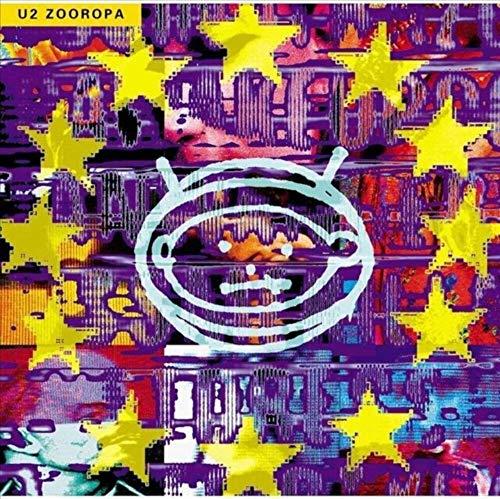 LP-U2-ZOOROPA -2LP-