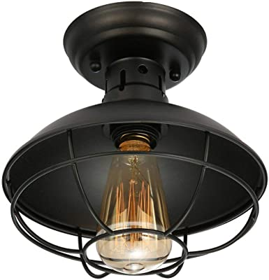 Amazon.com: GRG - Lámpara Led de techo para garaje, luz de ...
