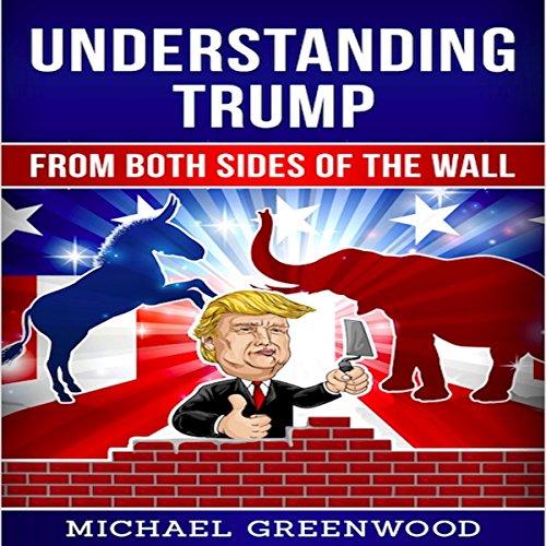 Understanding Trump audiobook cover art