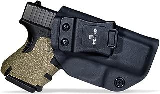 Hide It Deep IWB KYDEX Holster Fits: Glock 26 / Glock 27 / Glock 33 - Concealed Carry Holster