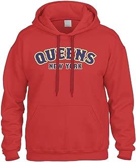 Queens New York NY Sweatshirt Hoodie Hoody