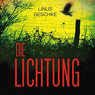 Die Lichtung (Jan-Römer-Krimi 1) Titelbild