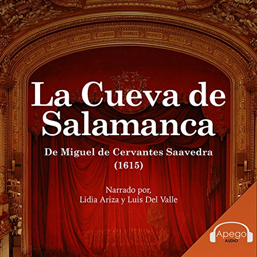 La Cueva de Salamanca (Spanish Edition) audiobook cover art