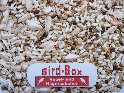 Bird-Box Papageienfutter Inhalt 25 kg