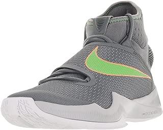 Men's Zoom Hyperrev 2016 Cool Grey/Action Green/WLF Gry Basketball Shoe 7.5 Men US