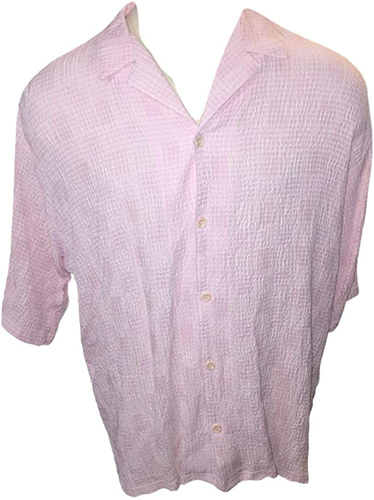 Big and Tall Featherweight Crepe Shirt Made in USA