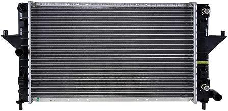 Prime Choice Auto Parts RK810 New Complete Aluminum Radiator