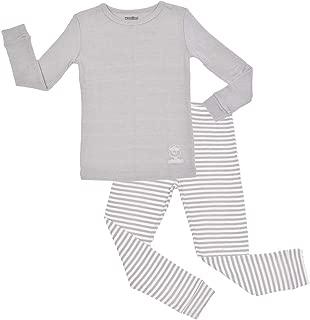 Long Sleeve Pajama Set - Merino Wool, 1-5 Years