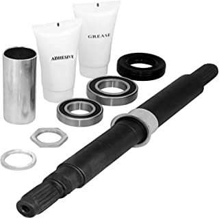 OCTOPUS W10435302 Tub Shaft And Bearing Kit Replacement for AP5325033 PS3503261 Grabber Fix-all Adhesives