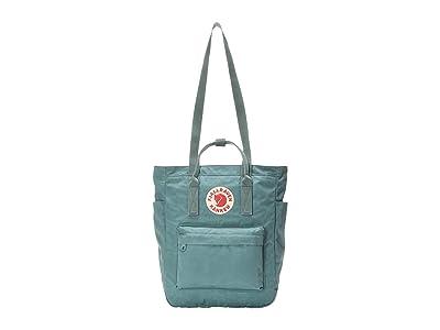 Fjallraven Kanken Totepack (Frost Green) Tote Handbags