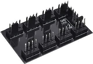ModTek 8 x 4-Pin PWM PCB Fan Splitter