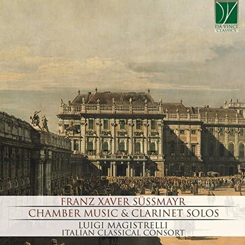 Luigi Magistrelli & Italian Classical Consort