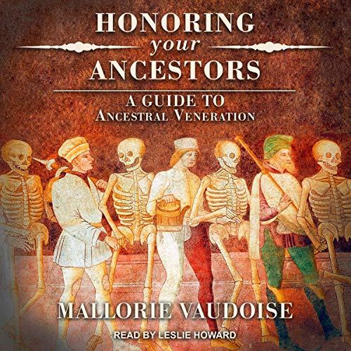 Page de couverture de Honoring Your Ancestors