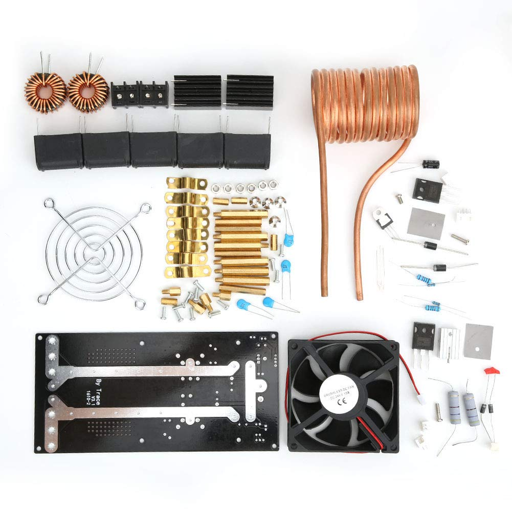 Induction Heating Board Module Coil Induction Heating Module wit
