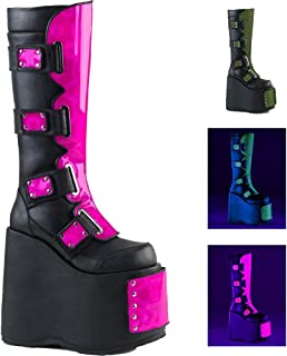 Best demonia stiletto boots Reviews