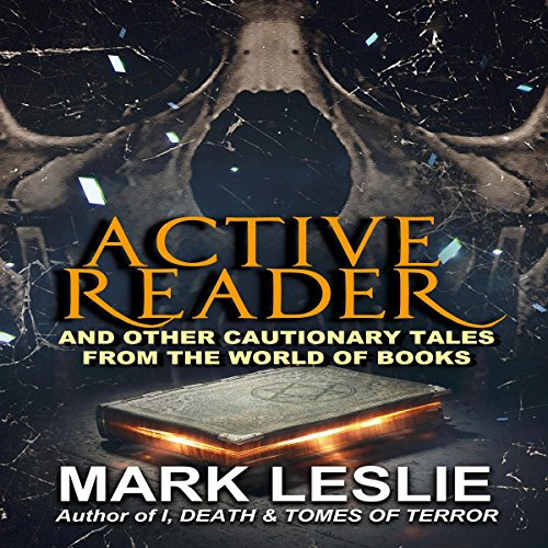 Active Reader: And Other Cautionary Tales from the Book World audiobook cover art