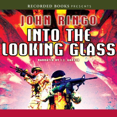 Couverture de Into the Looking Glass