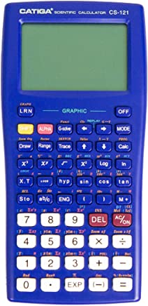 $32 » Graphing Calculator – CATIGA CS121 - Scientific and Engineering Calculator - Programmable System (Blue)