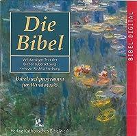Bibel/Einheitsübers./GA/CD-ROM