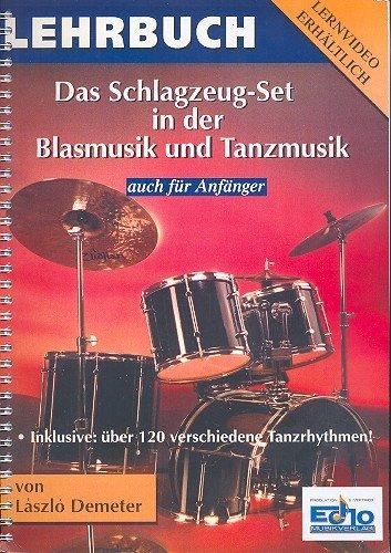Das Schlagzeug-Set in der