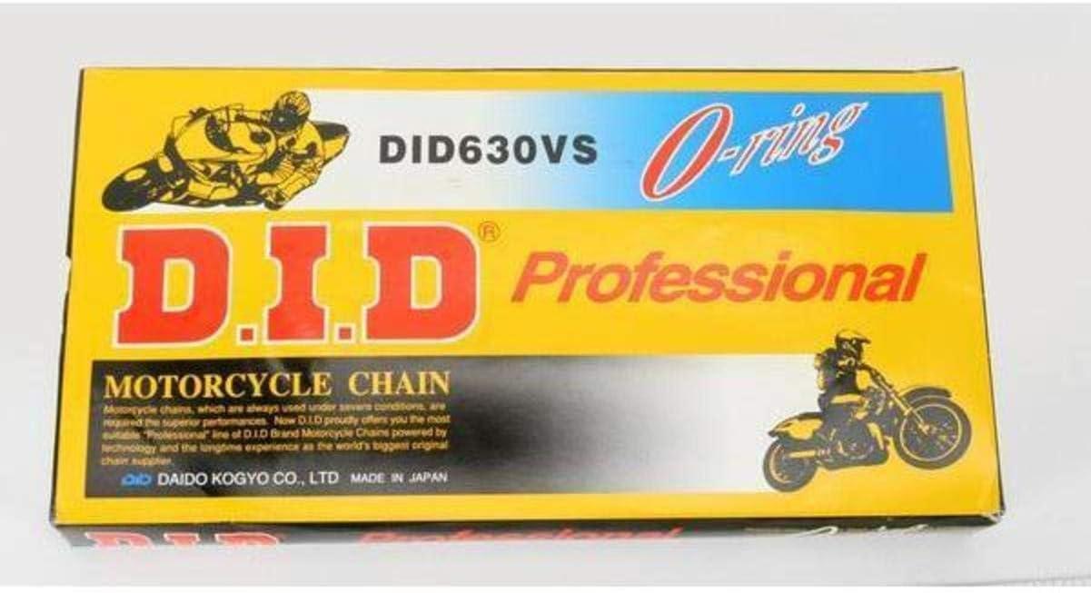 D.I.D. 630 V Professional O-Ring Superlatite Series Links Chain 110 Max 75% OFF -
