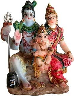 Krishna Culture Shiva Family Siva Parvati Ganesh 2.5
