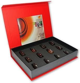 Caja de aromas 12 Defectos del vino
