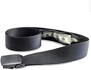 I-AM Cinturón antirrobo con bolsillo secreto de caché