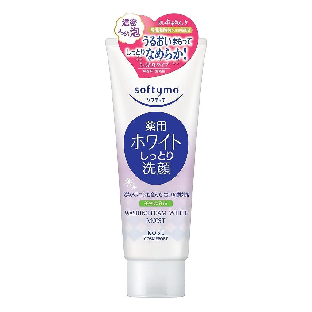 私のネックレットサーバKOSE ソフティモ 薬用洗顔フォーム(ホワイト)しっとり【医薬部外品】