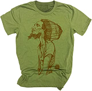 Bob Marley Sketch Men's Graphic T-shirt bob marley shirt